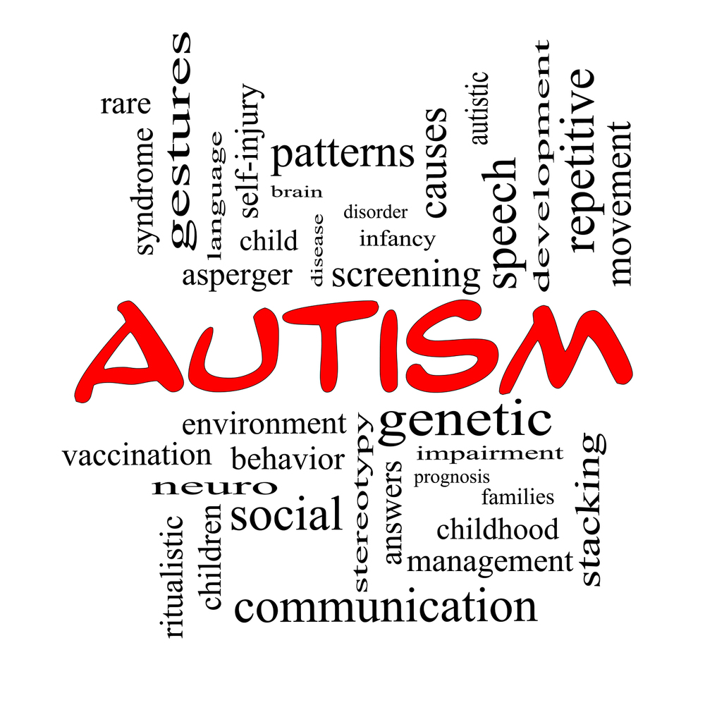 a research on the autism spectrum disorder Autism spectrum disorder autistic disorder asperger syndrome pervasive developmental disorder not otherwise  research autism information service, part of the .