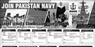 Psychologist jobs in Pak Navy