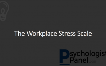 The Workplace Stress Scale