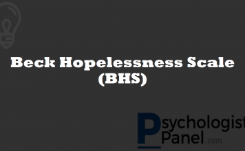 Beck Hopelessness Scale (BHS)