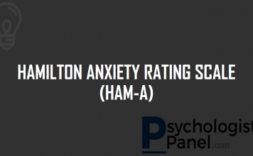 HAMILTON ANXIETY RATING SCALE (HAM-A)