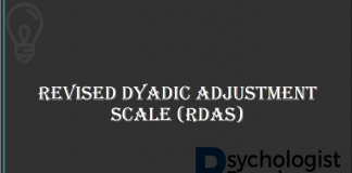 Revised Dyadic Adjustment Scale (RDAS)