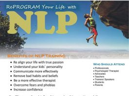 NLP TRAINING WORKSHOP