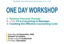 ONE DAY WORKSHOP ON THREE TOPICS