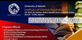 Institute of Clinical Psychology (ICP)
