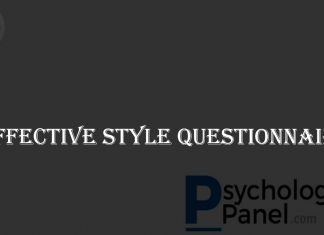 affective style questionnaire (ASQ)