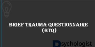 Brief Trauma Questionnaire  (BTQ)