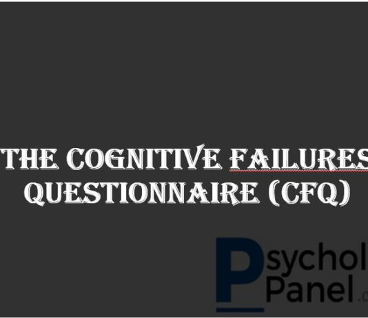 The Cognitive Failures Questionnaire